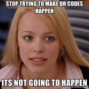 QR Codes Happen